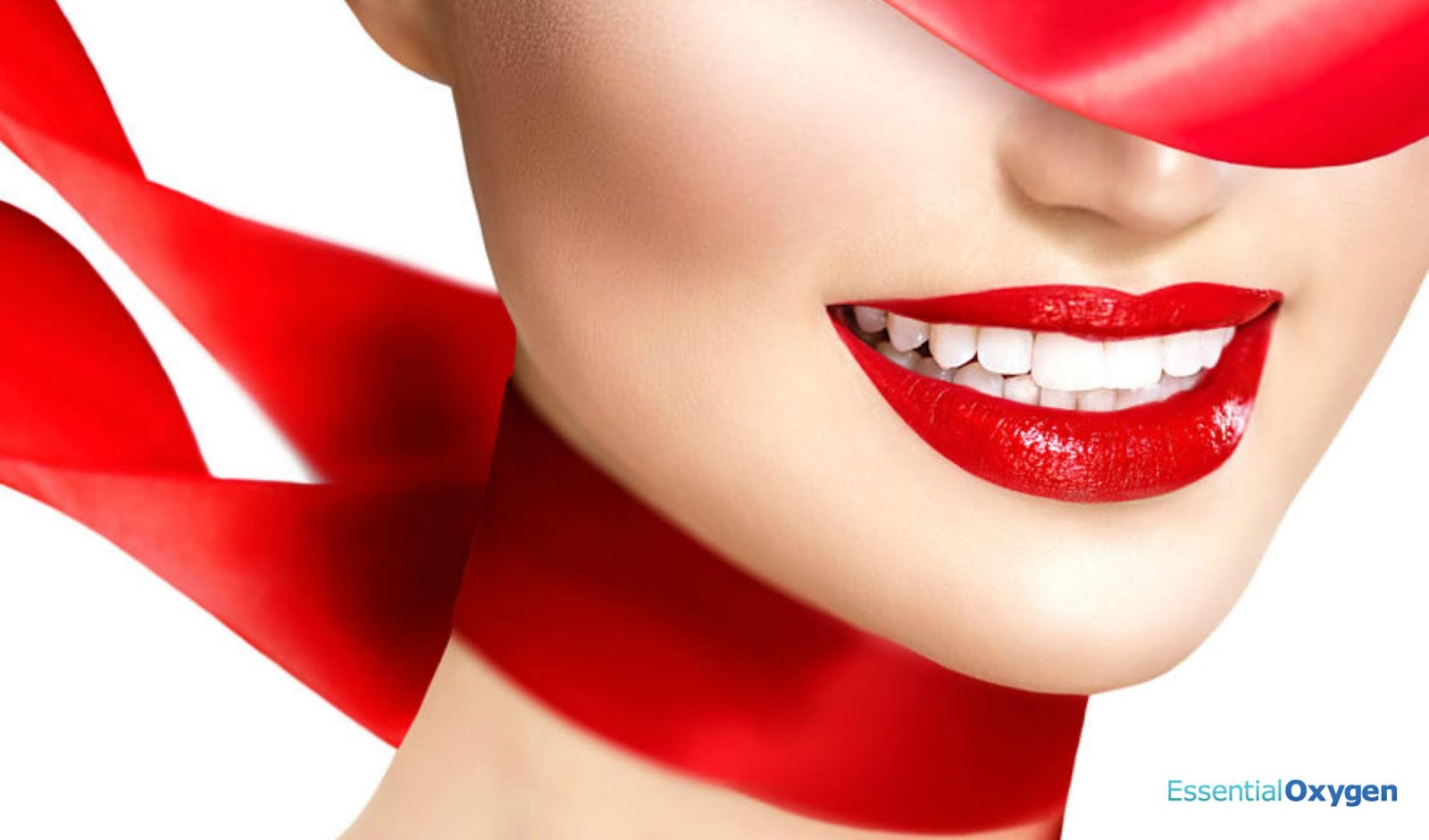 The Natural And Organic Way To Whiten Your Teeth This Holiday Season By Barbies Beauty Bits and essential oxygen