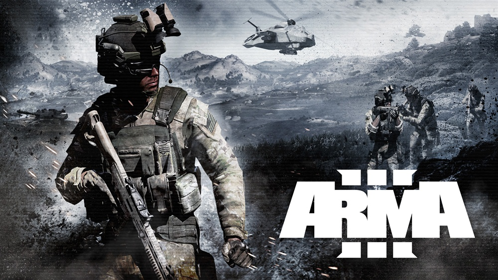 Arma 3 Download Poster