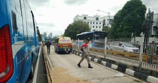 Terlindas Bus TransJakarta, Pejalan Kaki Meninggal