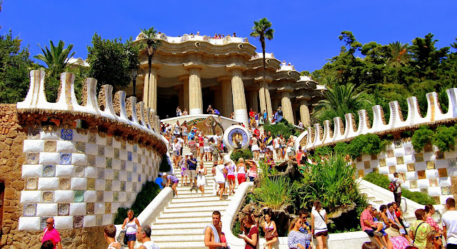 What to do in Park Güell Barcelona