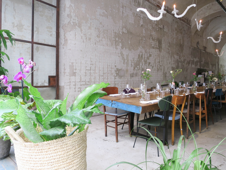 La menagere concept-restaurant  Florence