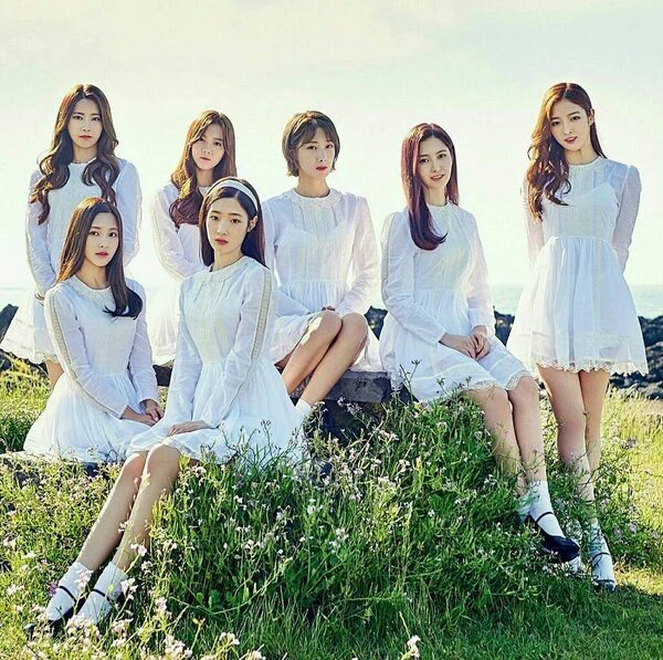 Reveal Group: DIA Reveal Group Photos For Comeback!