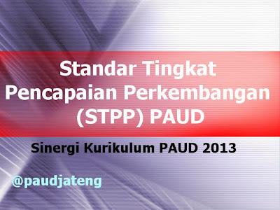 standar tingkat pencapaian perkembangan anak tk kb paud, standar tingkat pencapaian perkembangan anak paud