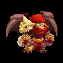 Dragão Caveira (Jovem)