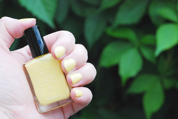trustfund beauty sweet and sarcastic nail polish swatches