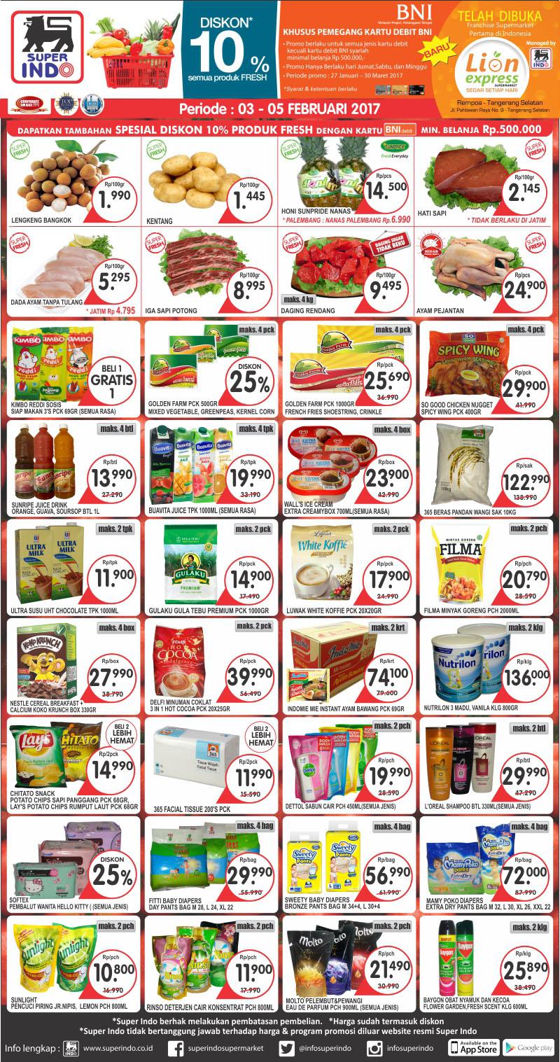 Katalog Promo Terlengkap  Katalog Promo Terlengkap Superindo JSM 3 ... 8577d39da2