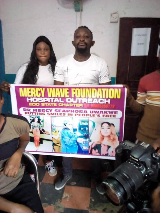 Mercy Wave Foundation Launches Hospital Outreach program As Alternative To Support Patients