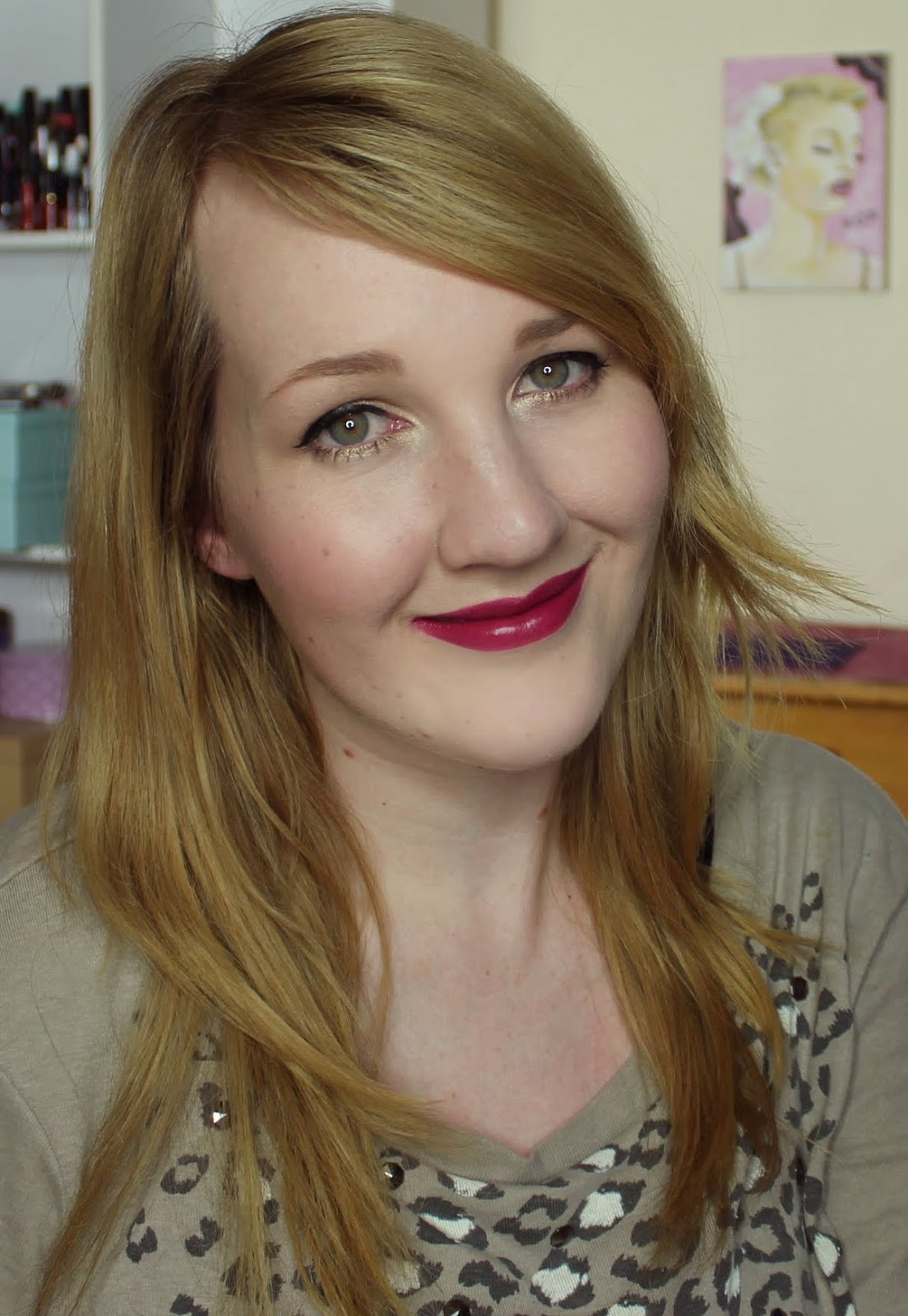 MAC Heirloom Mix Lipstick - Rebel Swatches & Review