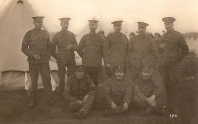 Grenadier Guards 1914