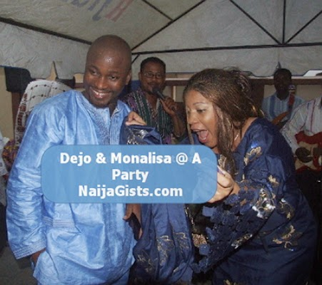 monalisa chinda dejo richards back together