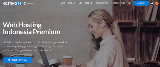 Web Hosting Indonesia Premium Hosting24 - Blog Mas Hendra