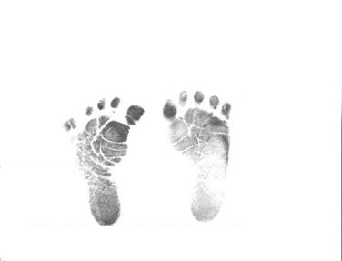 http://www.unique-baby-gear-ideas.com/baby-footprint.html