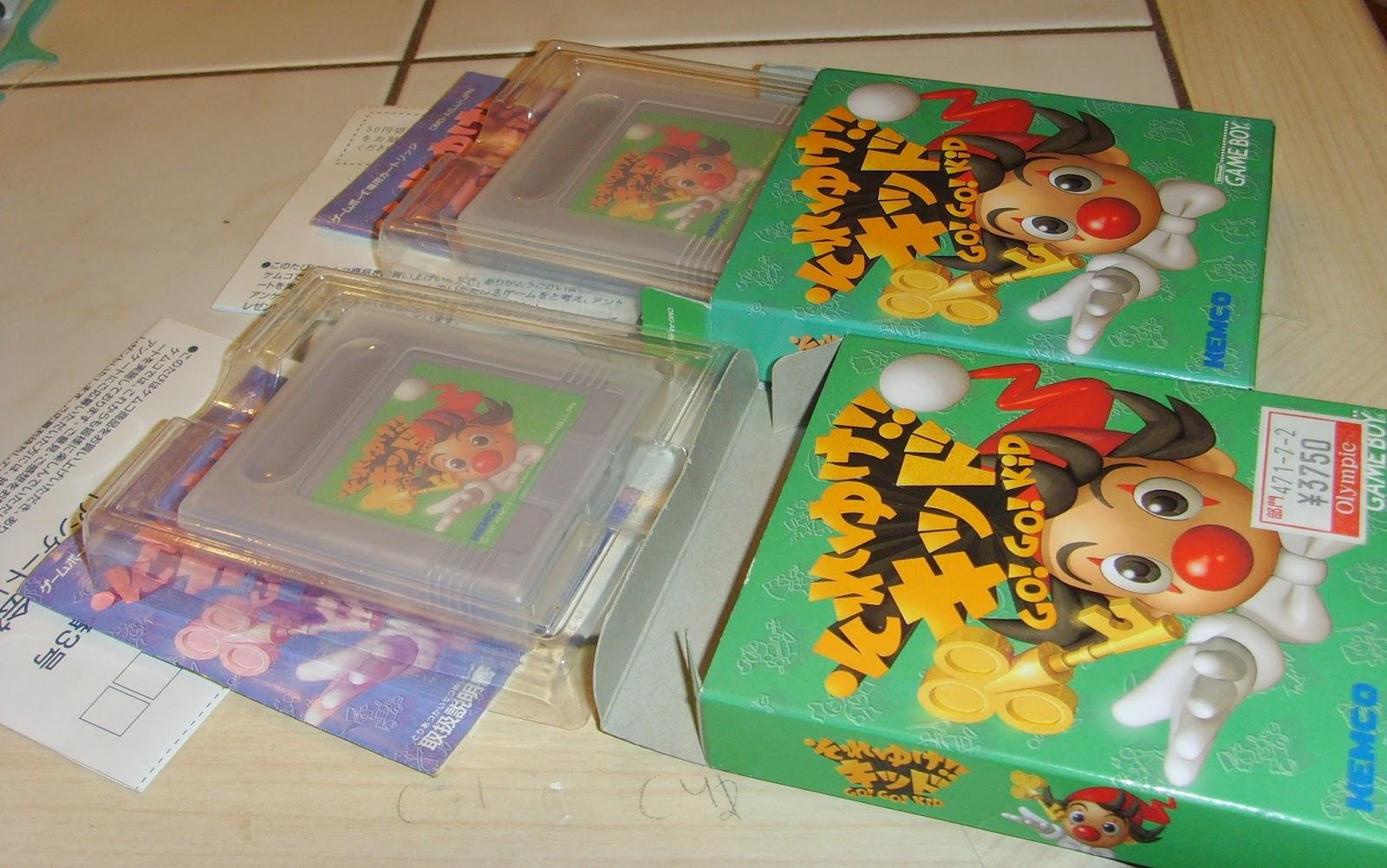 Japanspel Blog: Soreyuke!! Kid and Mickey Mouse (Bugs Bunny