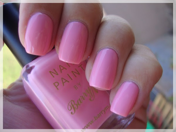 BARRY M - STRAWBERRY ICECREAM & ESSENCE & KONAD