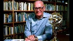 Arthur C. Clarke sci-fi író