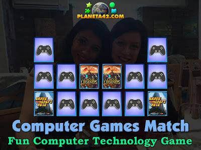Computer Games Match