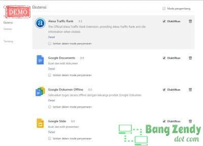 Cara Mempercepat Koneksi Internet Google Chrome