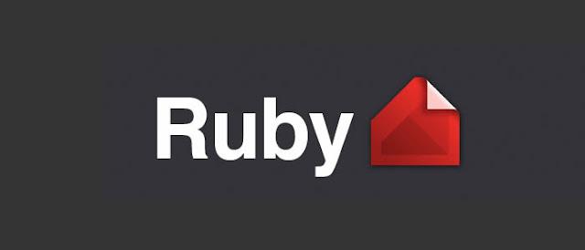 Apostila Conhecendo Ruby com 170 páginas gratuita para download.