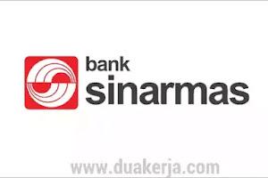 Lowongan Kerja Bank Sinarmas Terbaru Tahun 2019