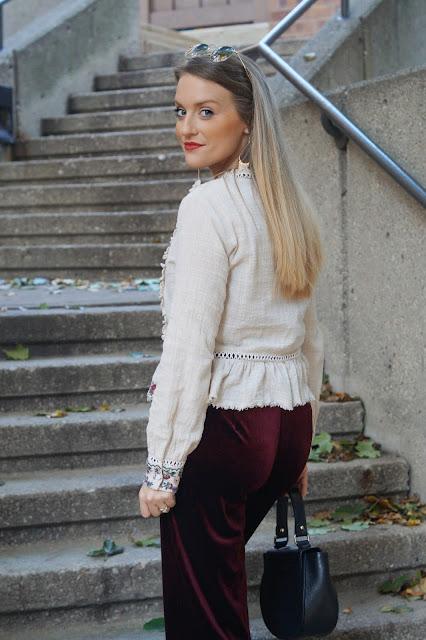 velvet winter pants lauren conrad