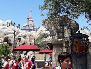 Magic Kingdom Beauty and the Beast Castle