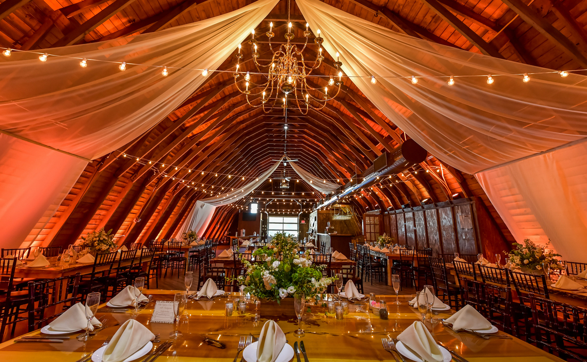 Perona Farms Barn Wedding Venues