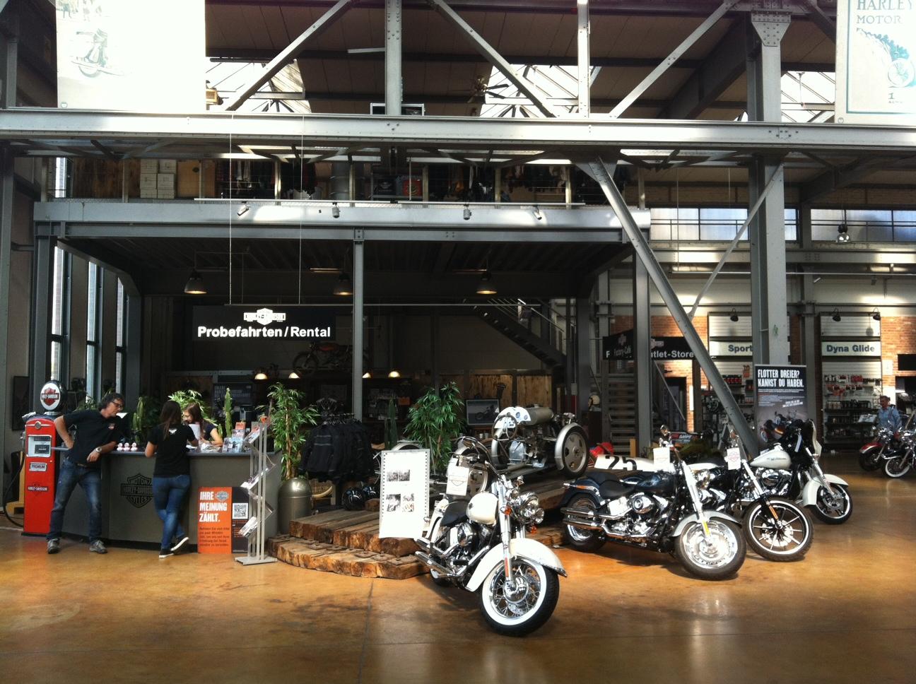 Harley Davidson Frankfurt
