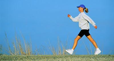 Empezar caminando para correr