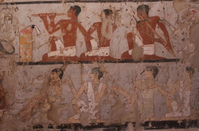 4,400-year-old tomb of high-ranking priestess found in Giza
