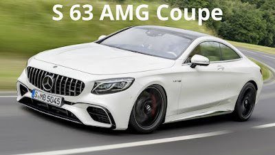 Mercedes Benz AMG S 63 Coupe 2018 Review, Specs, Price