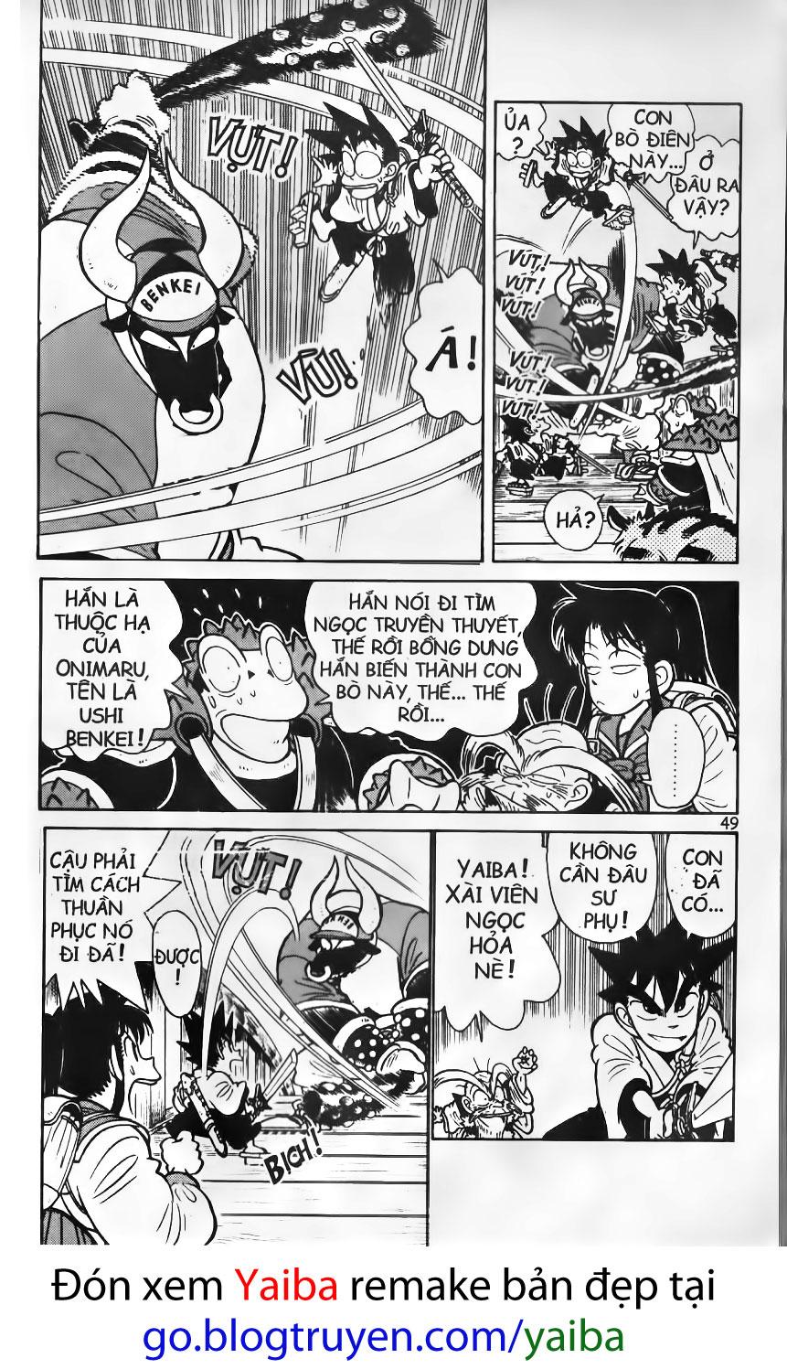 Yaiba chap 102 trang 10