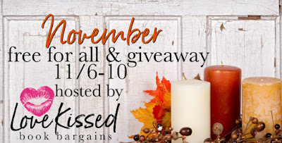 November Free for All and Giveaway Event