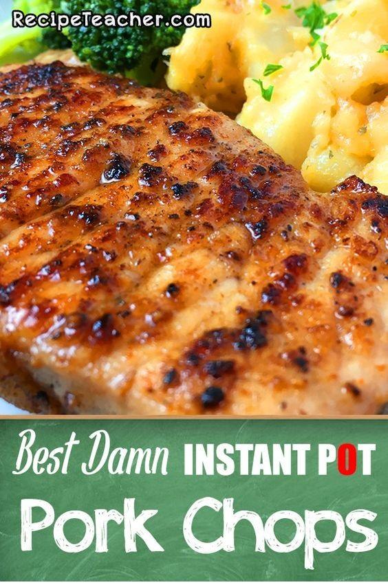 Best Damn Instant Pot Boneless Pork Chops