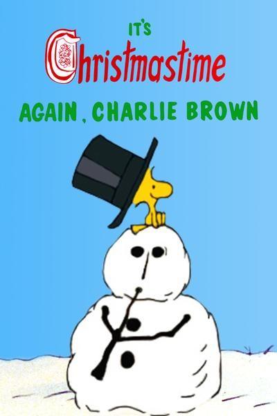Its Christmas Time Again Charlie Brown.Mc Toon Reviews It S Christmastime Again Charlie Brown