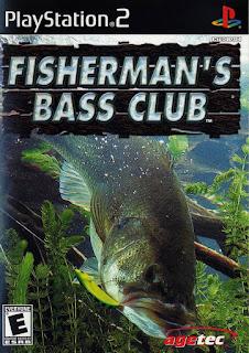 Free Download Games Fisherman's Bass Club ps2 Untuk Komputer ISO Full Version ZGAS-PC