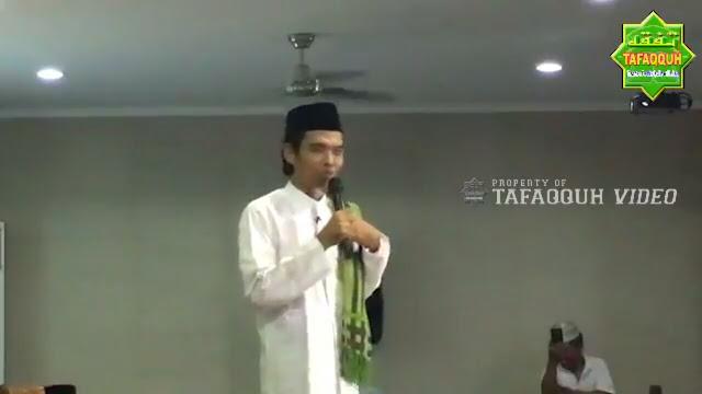 Rekor! Ini Peristiwa Langka yang Baru Terjadi Saat Ust Abdul Somad Ceramah di Bali