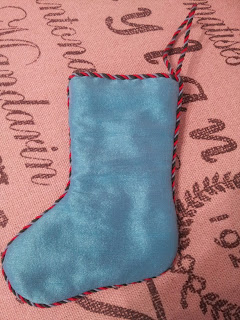 Susan Roberts mini stocking