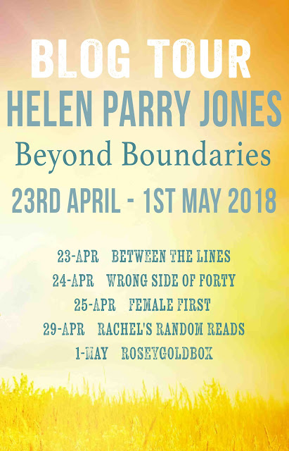 Guest Post - Scepticism by Helen Parry Jones - Blog Tour