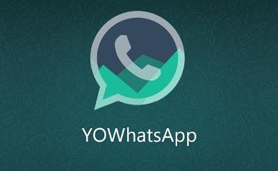 YoWhatsApp V 7.81 Terbaru 2019,Download dan Update YoWhatsApp Terbaru V.7.81 2019,Daftar Fitur YoWhatsApp 2019 yang paling menarik ,Link Download YoWhatsapp Versi 2019