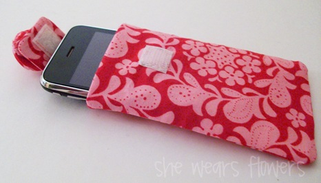 First Lady Of The House Fabric Iphone Case