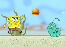 SpongeBob Saving Patrick Star