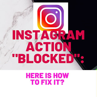 See How To Fix Instagram Action Blocked Or Restriction