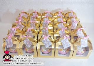 Cupcake Fondant Souvenir Wedding