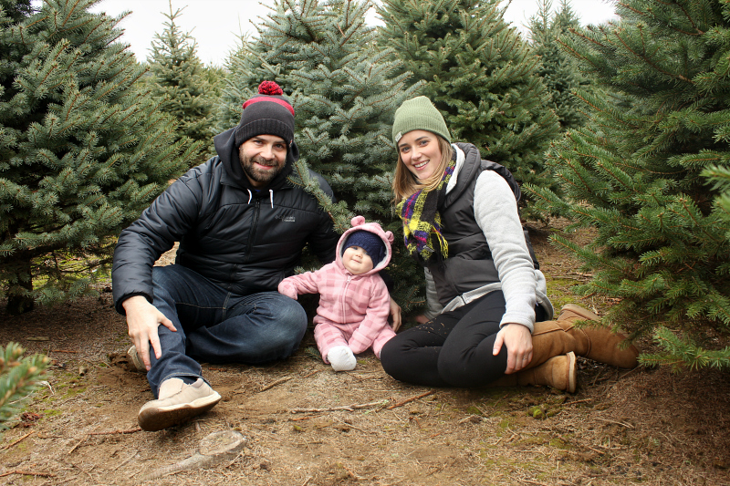 Lessons From My 9 Month Old: Holiday Edition