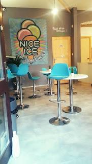Wnętrze Nice Ice