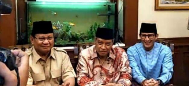 PBNU Titip Masalah Ekonomi ke Prabowo-Sandiaga