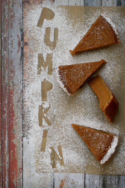 Buttermilk Pumpkin Pie #12WeeksofWinterSquash #pie