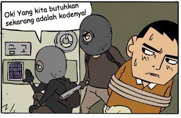Kisah Pencuri Kelas Teri dan Pencuri Kelas Kakap