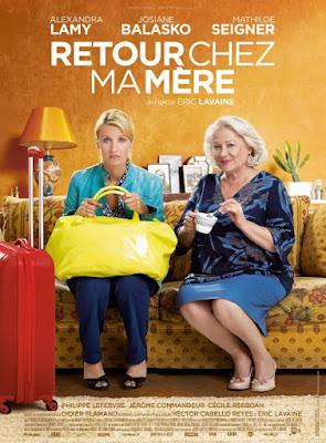 Retour Chez Ma Mère 2016 DVD R2 PAL Spanish