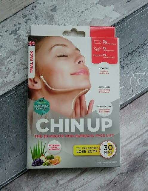 Chin Up Mask